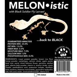 BPZ Melonistic Gecko Diet /...