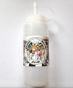 Plastic Squeeze Bottle 6oz...