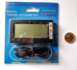 Thermometer & Hygrometer...